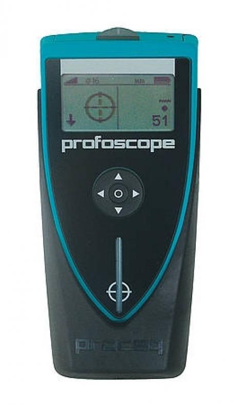 Измеритель толщины защитного слоя бетона и расположения арматуры Profoscope