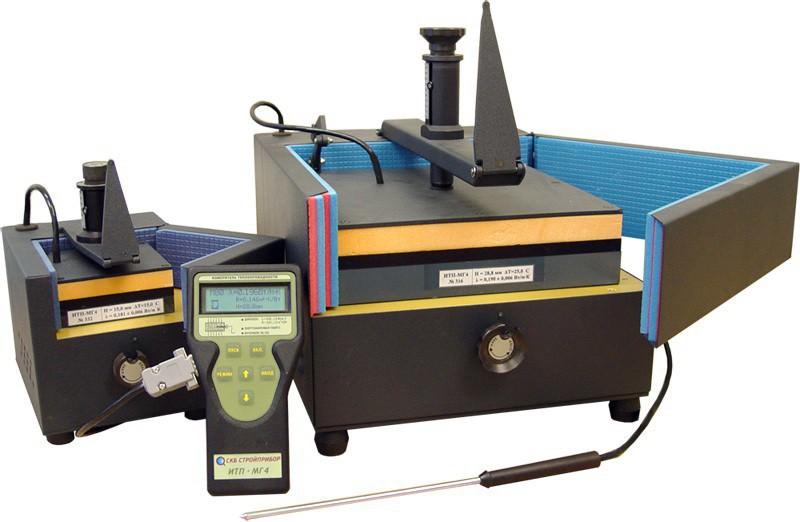 """Измеритель теплопроводности ИТП-МГ4 """"300"""""""