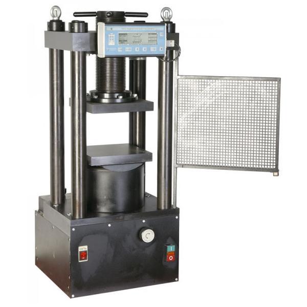 Испытательный гидравлический пресс ПГМ-50МГ4 на 50 кН