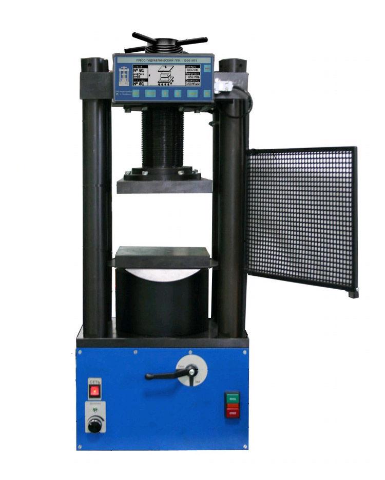 Испытательный гидравлический пресс ПГМ-500МГ4А на 500 кН