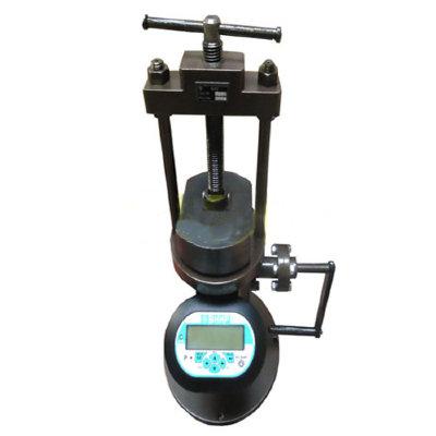 Пресс ПРГ-1-50П (50 кН/5т) (изгиб призм 100х100х400) с поверкой