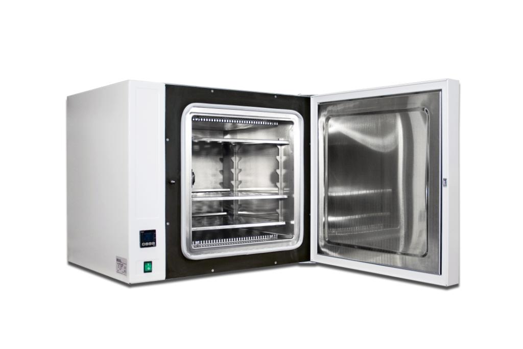 Сушильный шкаф SNOL 58/350  (нерж. сталь/ эл. терморегулятор/ вентилятор)