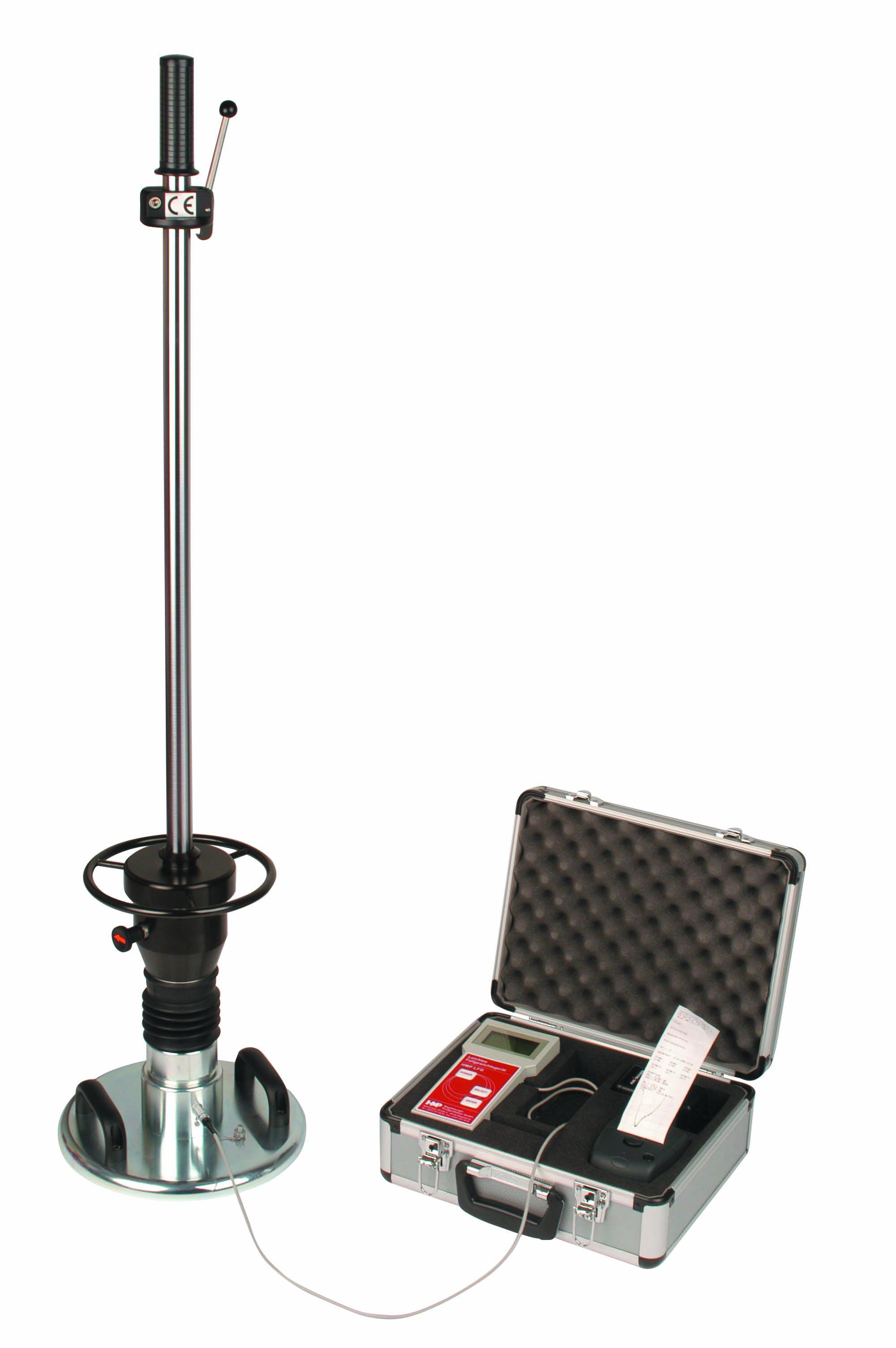 Приборы для измерения динамического модуля упругости грунта серии LFG
