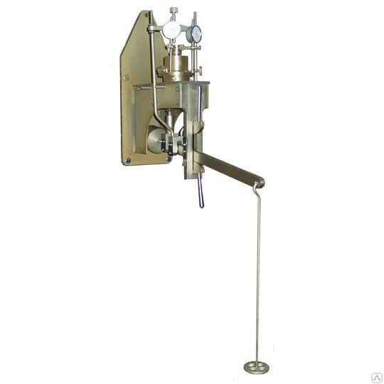 Прибор компрессионный для испытания грунта ПКГ-Ф
