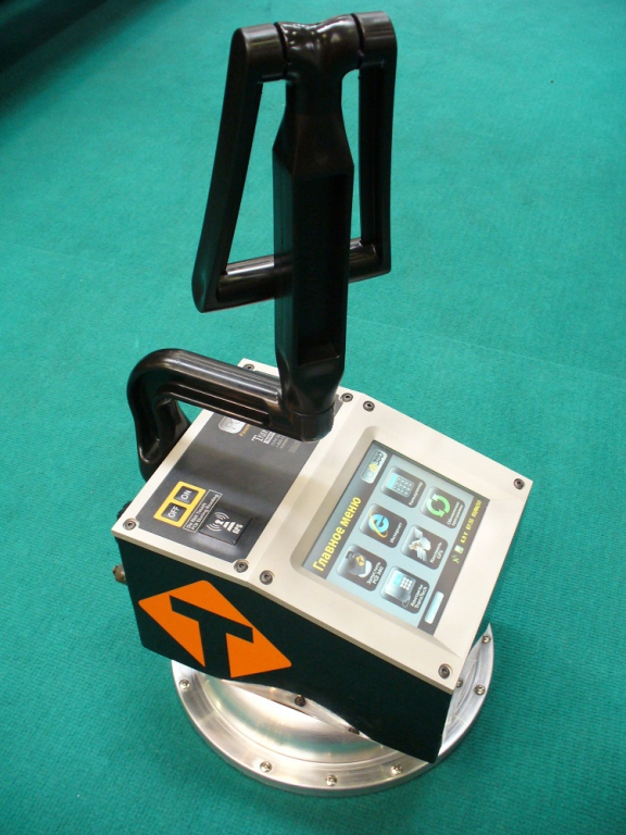 Плотномер асфальтобетона TransTech Systems PQI-380