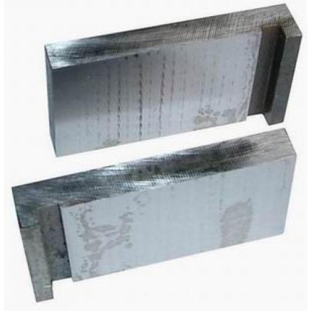 Комплект пластин ПЛБ для передачи нагрузки на половинки образцов-балочек к 3ФБ – 40
