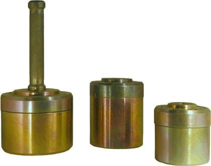 Комплект колец для отбора проб грунта ПГ – 400