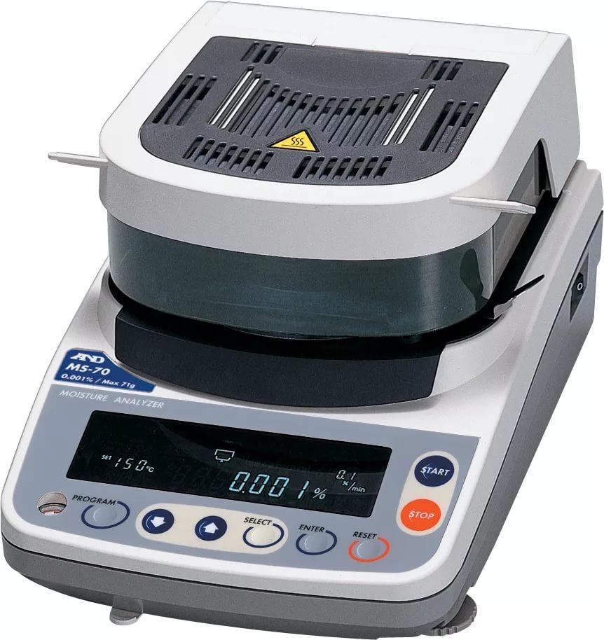 Анализатор влажности MS-70