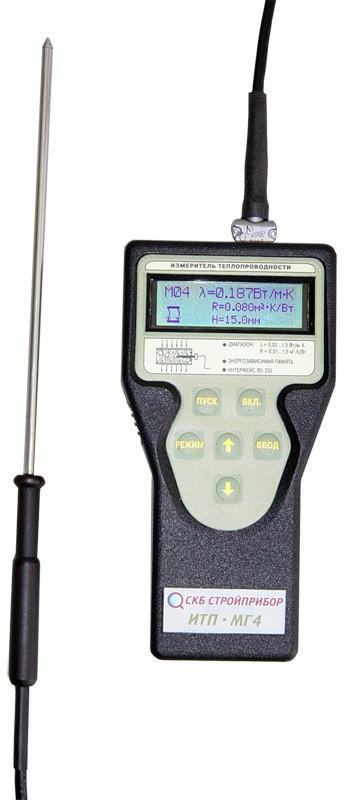 Измеритель теплопроводности ЗОНД